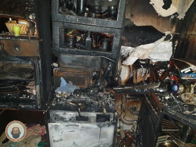 Ogień splądrował mieszkanie, którego remont niedawno zakończyło małżeństwo z Mysłowic  Zobacz kolejne zdjęcia. Przesuwaj zdjęcia w prawo - naciśnij strzałkę lub przycisk NASTĘPNE >>>
