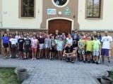 Rawicz. Koszykarska Rawia przygotowuje się do sezonu 2020/2021. Młodzi zawodnicy trenują w Dolinie Baryczy [ZDJĘCIA]