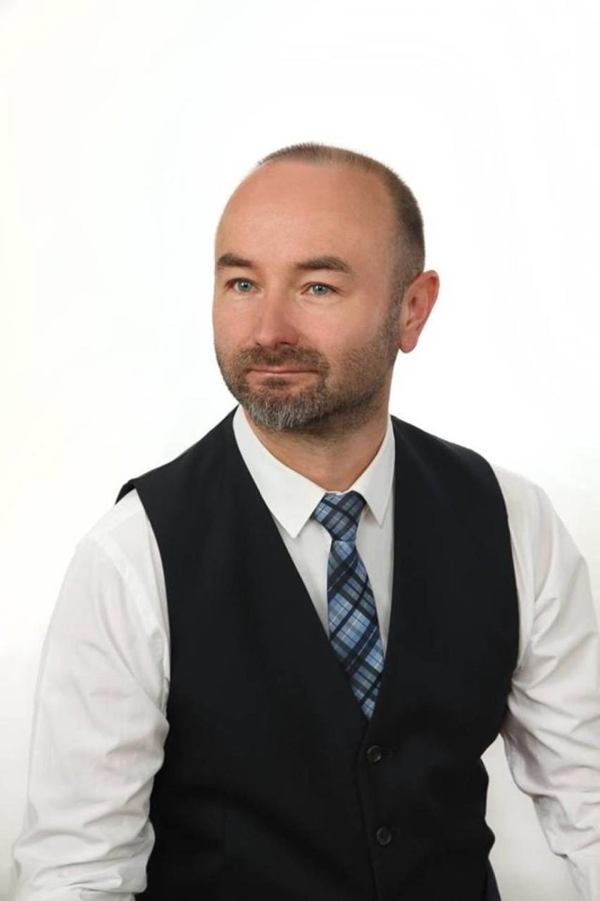 Eugeniusz Koczewski, burmistrz Brańska - 58,23 proc. poparcia