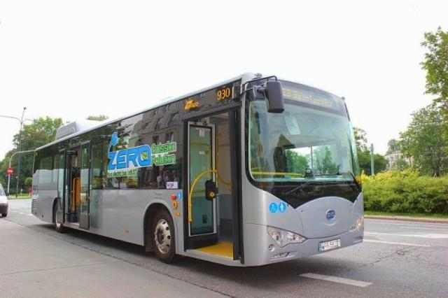 Miejskie Zakłady autobusowe zamierzają zakupić 10 ekologicznych ...
