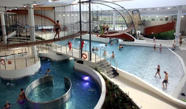 Aquapark w Opolu - dla miasta referencyjnym obiektem ma być Park Wodny w Tychach