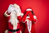 Te ozdoby świąteczne to straszydła. Coś tu się ewidentnie nie udało. Zobacz najśmieszniejsze ozdoby bożonarodzeniowe 2.01.21