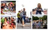 Piknik i festyn w Rogowie z LGD Pałuki Wspólna Sprawa [zdjęcia]