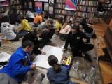 Czytanie wzmacnia - Noc Bibliotek w pruszczańskiej książnicy |ZDJĘCIA