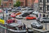 Początek wielkich zmian na Rybim Rynku w Bydgoszczy! Teraz to brzydki parking. Co planuje tam miasto?