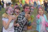 Konin. Osiedle Chorzeń całe w kolorach! Energetyczna impreza przyciągnęła dużych i małych
