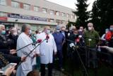 Burza wokół szpitala przy Szwajcarskiej w Poznaniu. Po szokującym reportażu - trwają kontrole. Dyrekcja placówki uważa, że to manipulacja