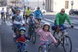 Kalisz. Czas na Twój Ruch. Rajd rowerowy ulicami miasta i piknik rodzinny. ZDJĘCIA