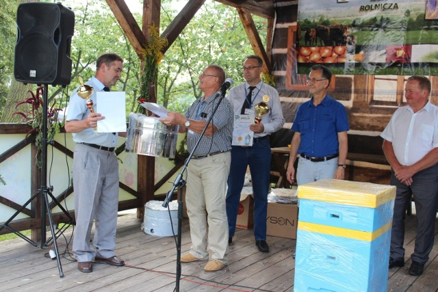 Powiatowy Konkurs Pasiek w Wygiełzowie