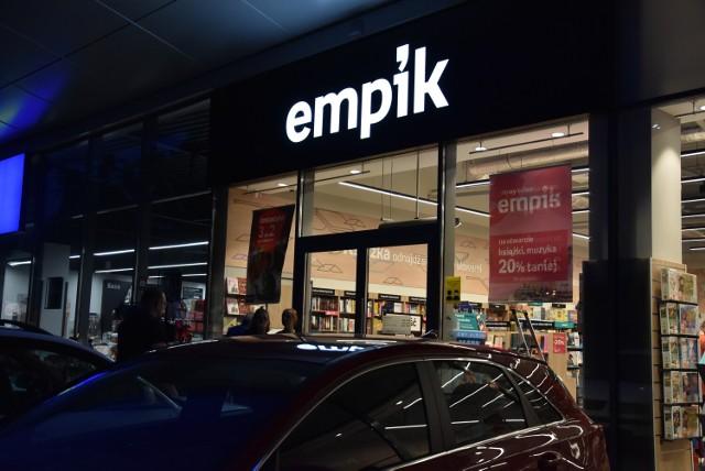 Empik szykuje się na wielkie otwarcie pierwszego salonu w Gorlicach