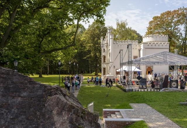Dni otwarte pałacu Tiele-Wincklerów w Bytomiu przyciągnęły tłumy