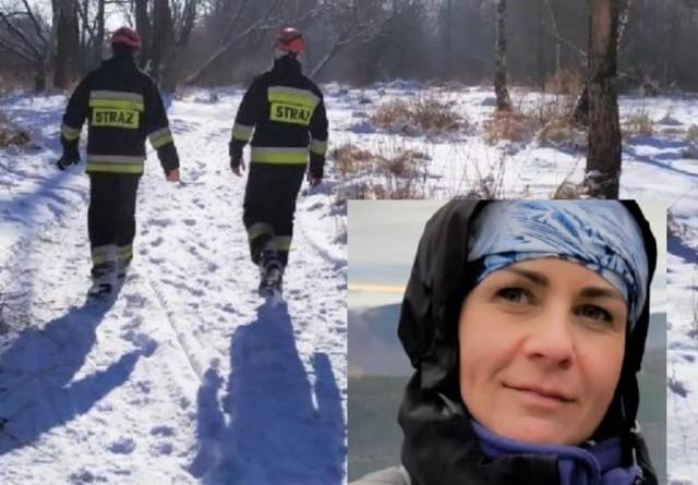 Dzisiaj rano, 15 lutego wznowione zostały poszukiwania zaginionej 41-letniej mieszkanki Kęt Kseni Wysogląd