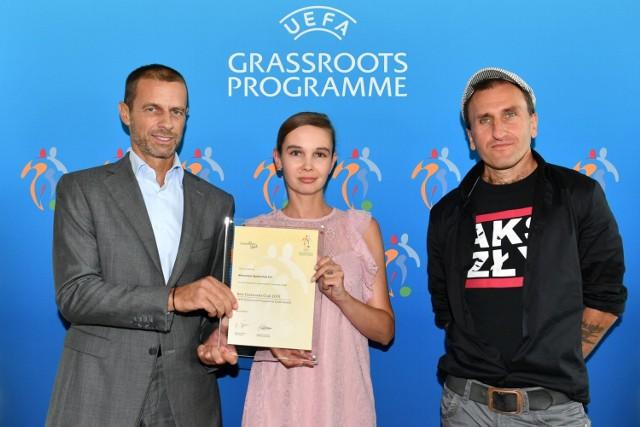 Alternatywny Klub Sportowy ZŁY z Warszawy najlepszym klubem amatorskim w Europie