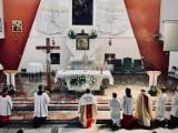 Pleszew. W parafii Zwiastowania Pańskiego i św. Michała Archanioła modlili się o nowe powołania kapłańskie