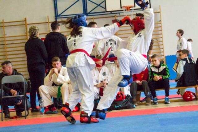 Międzywojewódzkie Mistrzostwa Juniorów Młodszych i Juniorów w Taekwon-do