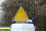 Wypadek w powiecie zamojskim. Są ranni, trasa jest całkowicie zablokowana