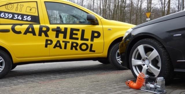 """Samochód """"Car Help Patrol"""""""
