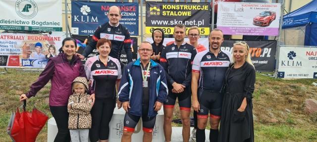 Ostatnie zawody minionego sezonu przeszły do historii. Zawodnicy reprezentujący międzychodzki MTB Marbo Team w klasyfikacji generalnej uplasowali się na wysokich miejscach!