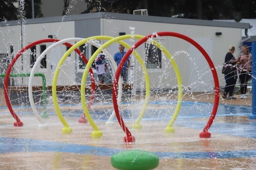 W Czeladzi właśnie otwarty został nowy basen. Na taki...