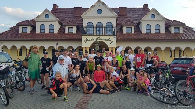 Dwumaraton Kujawski tradycyjnie rozpocznie się i zakończy w Zakrzewie.