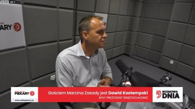 Gościem Marcina Zasady w Rozmowie Dnia DZ w Radiu Piekary jest Dawid Kostempski