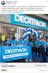 Wygraj kupon 500 zł do Decathlonu! Widzieliście to na Facebooku? Uważajcie!