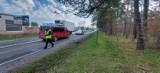 Kierowca, który na ul. Sikorskiego w Brodnicy śmiertelnie potrącił kobietę usłyszał zarzuty