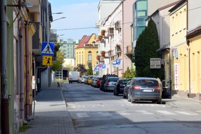 Ulica Wspólna w Kielcach będzie remontowana. Będą utrudnienia w ruchu.