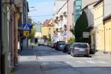Od środy, 29 września utrudnienia w centrum Kielc na ulicy Wspólnej [ZDJĘCIA]
