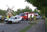 Niebezpieczne zdarzenie drogowe na ulicy Bohaterów Bielnika w Wolsztynie