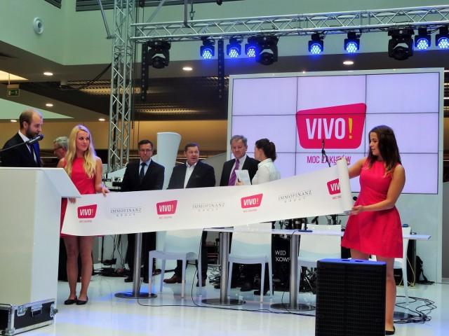 Otwarcie Galerii VIVO! w Pile