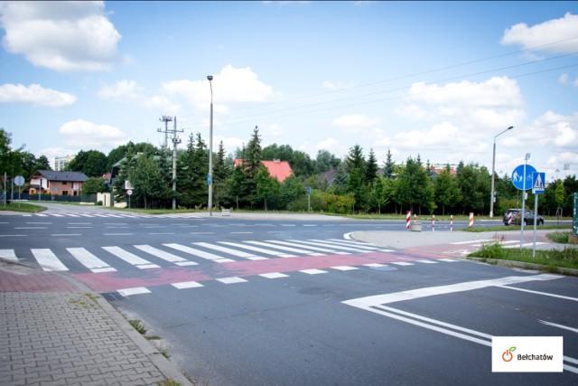 Doświetlenie przejść dla pieszych, to większe bezpieczeństwo niechronionych uczestników ruchu.