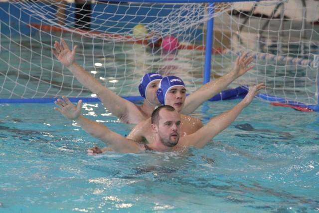 Turniej Waterpolo w Złotowie