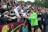 Cristiano Ronaldo i reszta Portugalczyków na treningu w Opalenicy (zdjęcia)