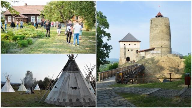 Pod Tarnowem jest wiele atrakcyjnych miejsc wartych zobaczenia, gdzie można dowiedzieć się ciekawych rzeczy o kulturze i historii i przy okazji odpocząć w pięknej okolicy