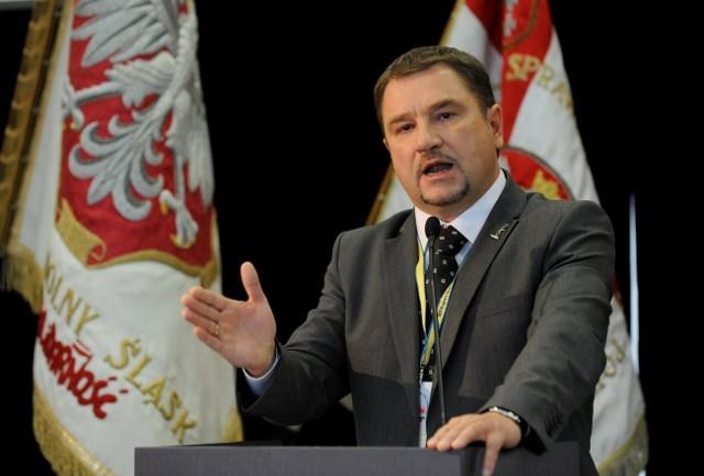 Piotr Duda, nowy szef związków liczy na dialog