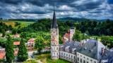 Pałac w Bożkowie - perła Dolnego Śląska  za 6 mln zł (ZDJĘCIA)