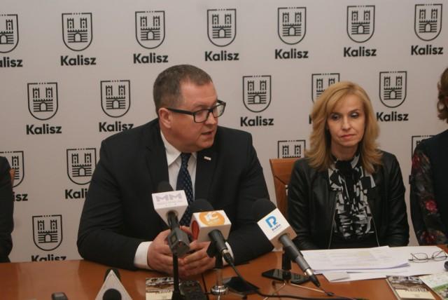 O wydarzeniach związanych z historycznymi rocznicami w Kaliszu mówiono podczas konferencji prasowej