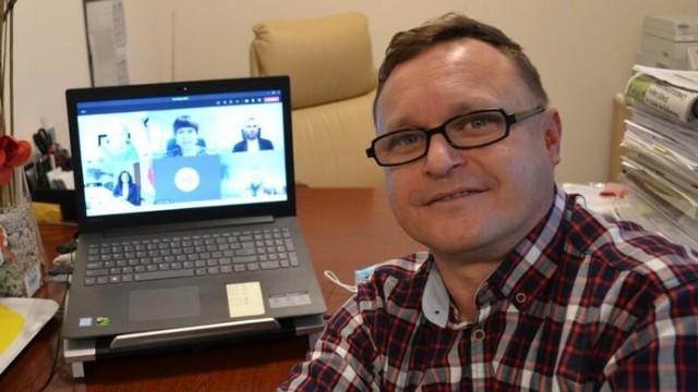 Tomasz Kosidło otrzymał nagrodę Złotej Malwy 2020 podczas gali on-line
