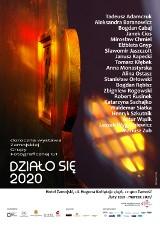 """Nowa wystawa Zamojskiej Grupy Fotograficznej – Grupa Twórcza """"DZIAŁO SIĘ 2020"""". Wydarzenie prezentuje Mirosław Chmiel Prezes ZGT– GT"""
