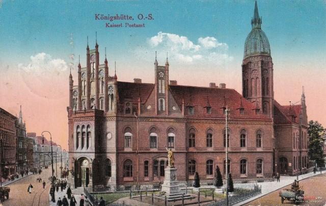Gmach Poczty Polskiej budzi podziw nie tylko mieszkańców Chorzowa. Ten XIX wieczny budynek do dziś został zachowany w stanie idealnym. Jakie nieoczywiste fakty skrywa?