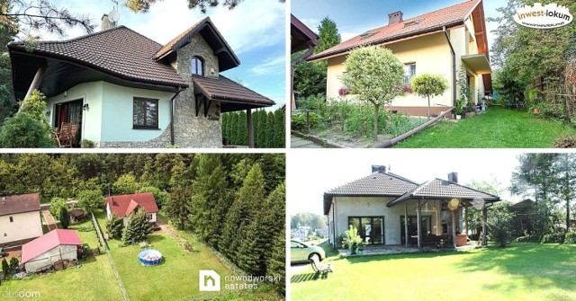 Przechodząc do galerii poznacie ceny domów z ogrodem w Olkuszu i okolicy