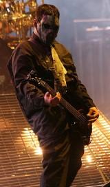 Nie żyje Paul Gray, gitarzysta basowy zespołu Slipknot