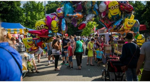 Podczas festynu w wejherowskim parku z pewnością każdy znajdzie coś dla siebie, a bogaty program imprezy zapewni wspaniałą zabawę. Wszystkie atrakcje dla dzieci są bezpłatne.