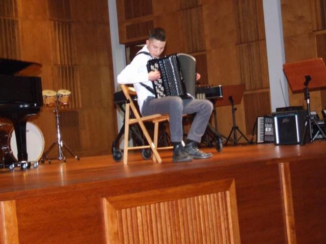 Koncert karnawałowy zorganizowano w Państwowej Szkole Muzycznej I st. im G. G. Gorczyckiego w Chełmnie. Uczniowie zaprezentowali to, czego uczą się podczas zajęć w tej szkole. Koncert prowadziła nauczycielka Aleksandra Gasin, a umiejętności gry na instrumentach uczniów podziwiali między innymi zaproszeni goście, rodziny.