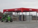 Myjnia samochodowa w Zdunach zostanie uruchomiona do końca marca [FOTO]