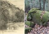 Łabędzi Staw koło Zamku Książ w Wałbrzychu i jego mroczna historia. Leżą tu szczątki chłopców