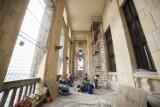 Biały Pałac Kultury i Nauki. Zobaczcie, jak wygląda wyczyszczony taras widokowy najwyższego budynku w Polsce [ZDJĘCIA, WIDEO]