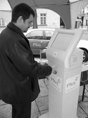 To bardzo prosty i wygodny sposób głosowania - zapewniali nas częstochowianie biorący udział w pilotażu. Fot. Mariusz Pietrzyk