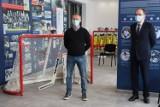 Nowy Targ. Galeria Olimpijczyków w Miejskiej Hali Lodowej. Przypominają piękne czasy hokeja na lodzie